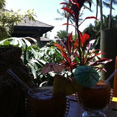 Photo taken at Keoki's Paradise by Sandra W. on 7/29/2011