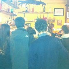 Photo taken at Caffè Letterario Aquisgrana by Cristina on 12/3/2011