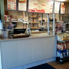Photo taken at Jersey Mike's Subs by Tony B. on 7/9/2012