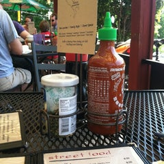 Photo taken at Doc Chey's Noodle House by Steve L. on 4/1/2012