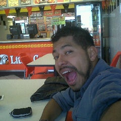 Photo taken at Little Caesars Pizza by roberto p. on 12/6/2011