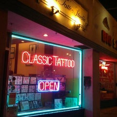 Photo taken at Classic Tattoo by Don S. on 3/7/2012