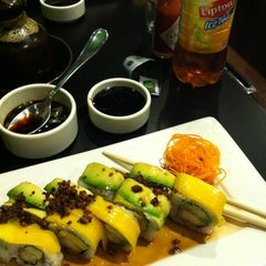 Photo taken at Sushi Roll by Grubas S. on 8/30/2012
