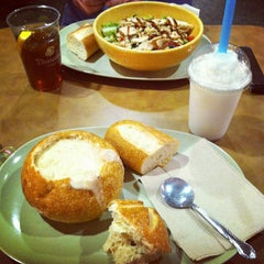 Photo taken at Panera Bread by Shannon M. on 9/6/2012