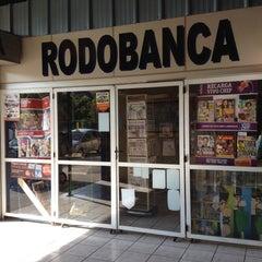 Photo taken at Rodoterminal de Bragança Paulista by Rodrigo S. on 3/25/2012