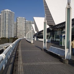 Photo taken at パシフィコ横浜 (PACIFICO YOKOHAMA) by explorer_taku on 2/10/2012