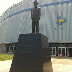 Photo taken at Burton Coliseum by Aaron N. on 6/26/2012