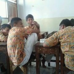 Photo taken at Sekolah Santo Paulus Jakarta by Hendry D. on 11/22/2011