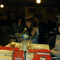 Photo taken at La Rosa Negra by Gonzalo M. on 3/31/2012