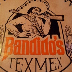 Photo taken at Bandido's by Curtis S. on 7/12/2012