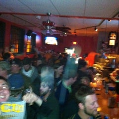 Photo taken at City Dogs by Courtney M. on 3/27/2011