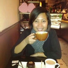 Photo taken at Cocoa Bar by Sahara U. on 1/29/2012