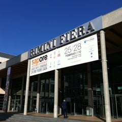 Photo taken at Sapore @riminifiera by Giuseppe L. on 2/28/2012