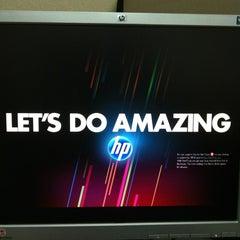 Photo taken at Hewlett Packard Asia Pacific Pte Ltd by Abdul Hafiz B. on 12/2/2011