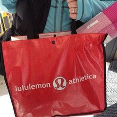 Photo taken at lululemon athletica by Sonya S. on 12/30/2011