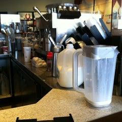 Photo taken at Starbucks by Robyn B. on 12/29/2011