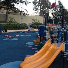 Photo taken at Sunnyside Playground & Recreation Center by Christian C. on 5/19/2012
