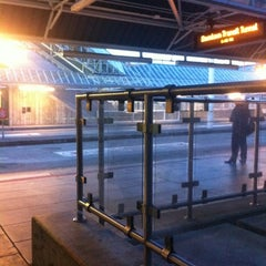 Photo taken at Convention Place Station by Matthew C. on 3/2/2012