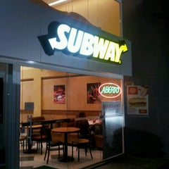 Photo taken at Subway by Felipe R. on 9/9/2011