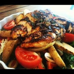 Photo taken at cafe Port by Hyeran S. on 11/7/2011