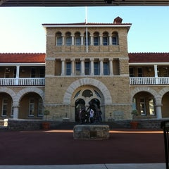 Photo taken at The Perth Mint by Max K. on 5/11/2011