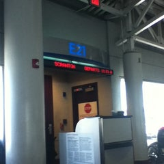 Photo taken at Concourse E by Randy B. on 12/1/2011
