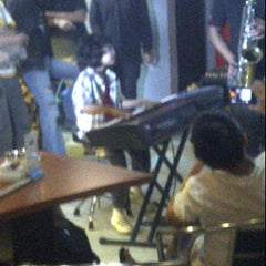 Photo taken at Kopi Merah by Meti M. on 9/9/2011