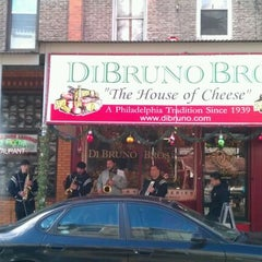 Photo taken at Di Bruno Bros. by winston y. on 12/24/2011