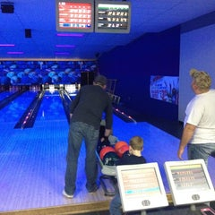 Photo taken at ABC North Lanes by Kris D. on 1/22/2012
