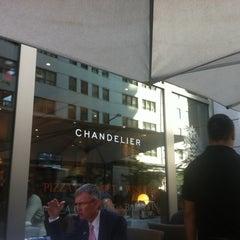 Photo taken at Chandelier by Pierre-Bernard D. on 9/27/2011