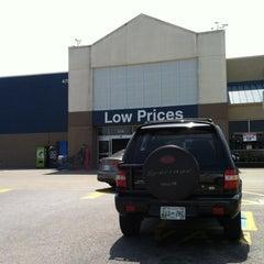 Photo taken at Walmart Supercenter by Chance C. on 5/24/2012