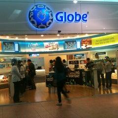 Photo taken at Globe Store by Patrick Simon P. on 5/4/2012
