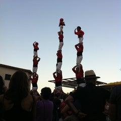 Photo taken at Ajuntament de Gelida by Pablo M. on 8/21/2011