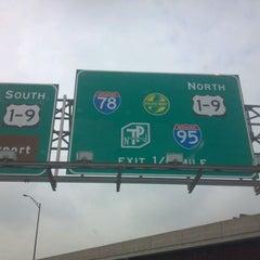 Photo taken at Newark, NJ by Ricardo R. on 9/21/2011