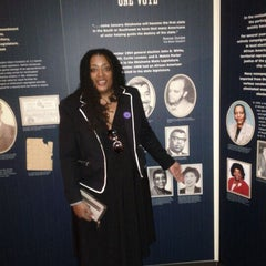 Photo taken at Oklahoma History Center by Cheryl L. on 1/27/2012