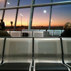 Photo taken at Aéroport de Lille (LIL) by Roger R. on 1/6/2012