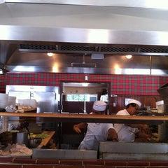 Photo taken at The Apple Pan by toni c. on 8/17/2012