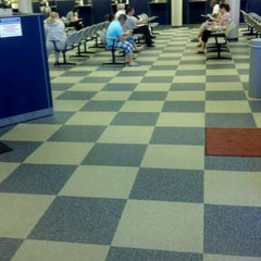 Photo taken at Wisconsin Division of Motor Vehicles (DMV) by Robby S. on 5/29/2012