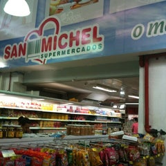 Photo taken at Supermercado San Michel by Danielle N. on 4/8/2012