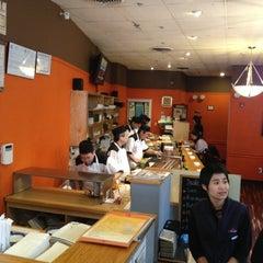 Photo taken at Sakurabana by Kyle P. on 1/19/2012