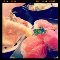 Photo taken at Sushi on Stanley by M!N on 4/30/2012