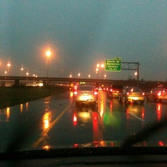 Photo taken at I-75 Highway by Kristen T. on 11/16/2011