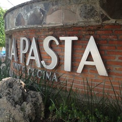 Photo taken at La Pasta by TRIPULANTE G. on 9/3/2012