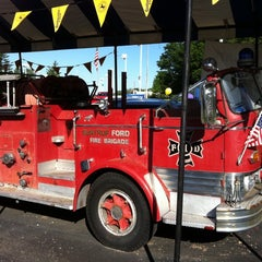 Photo taken at Suntrup Ford by Micah B. on 5/16/2011