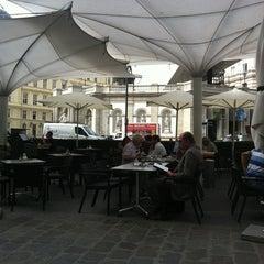 Photo taken at Café Mozart by Kateryna T. on 9/1/2011