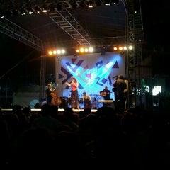 Photo taken at Feria de las Culturas Amigas by Cheko E. on 5/27/2012
