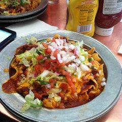 Photo taken at Del Charro by Kristin H. on 3/25/2012