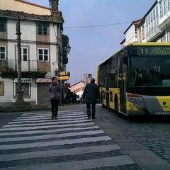 Photo taken at Cruz de San Pedro by Antón E. on 3/2/2012