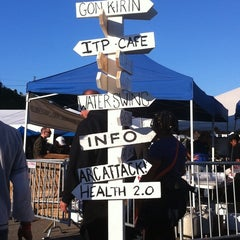 Photo taken at World Maker Faire by Phoebe E. on 9/18/2011