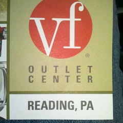 Photo taken at VF Outlet Center by D C. on 1/18/2012
